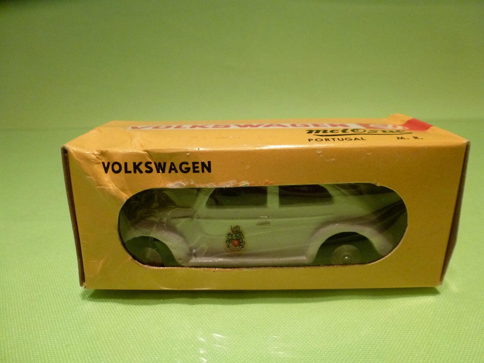 METOSUL 6 VW VOLKSWAGEN KAFER - GNR BRIGADA DE TRANSITO  - RARE SELTEN - IN BOX