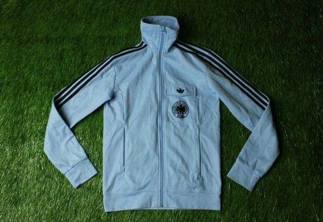 979840dac65f Germany Vintage Style World Cup Football Track Top Jacket adidas ...