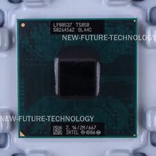 Intel Core 2 Duo T5850 (LF80537GF0482M) SLA4C CPU 667/2.16 GHz 100% Work