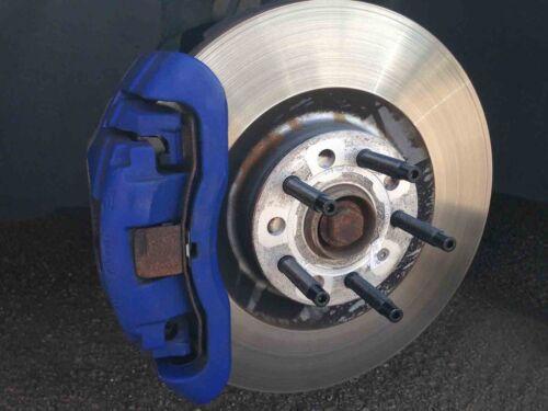 M12 x 1.5 68 mm Stud Kit Di Conversione Per Bmw Inc Nuts Argento