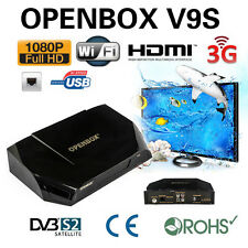 Openbox V9S Digital Full HD TV Satellite Receiver Upgrade of OPENBOX V8S UK