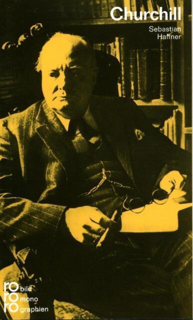 Winston Churchill von Sebastian Haffner (1974, Taschenbuch)