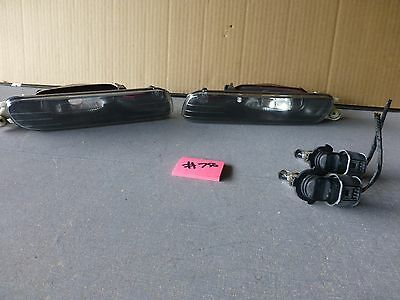 1999-2001 BMW E46 Sedan and Wagon 3-Series OEM Hella fog lights  #756