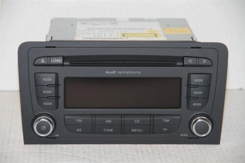 Audi A3 Symhony II Radio Cd Stereo Mp3 Unit 8P0057195MX New genuine Audi part