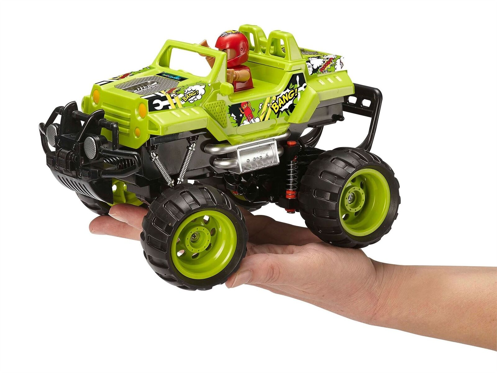 Revell Remote Control Junior Crash Car - Build & Smash   - 23000