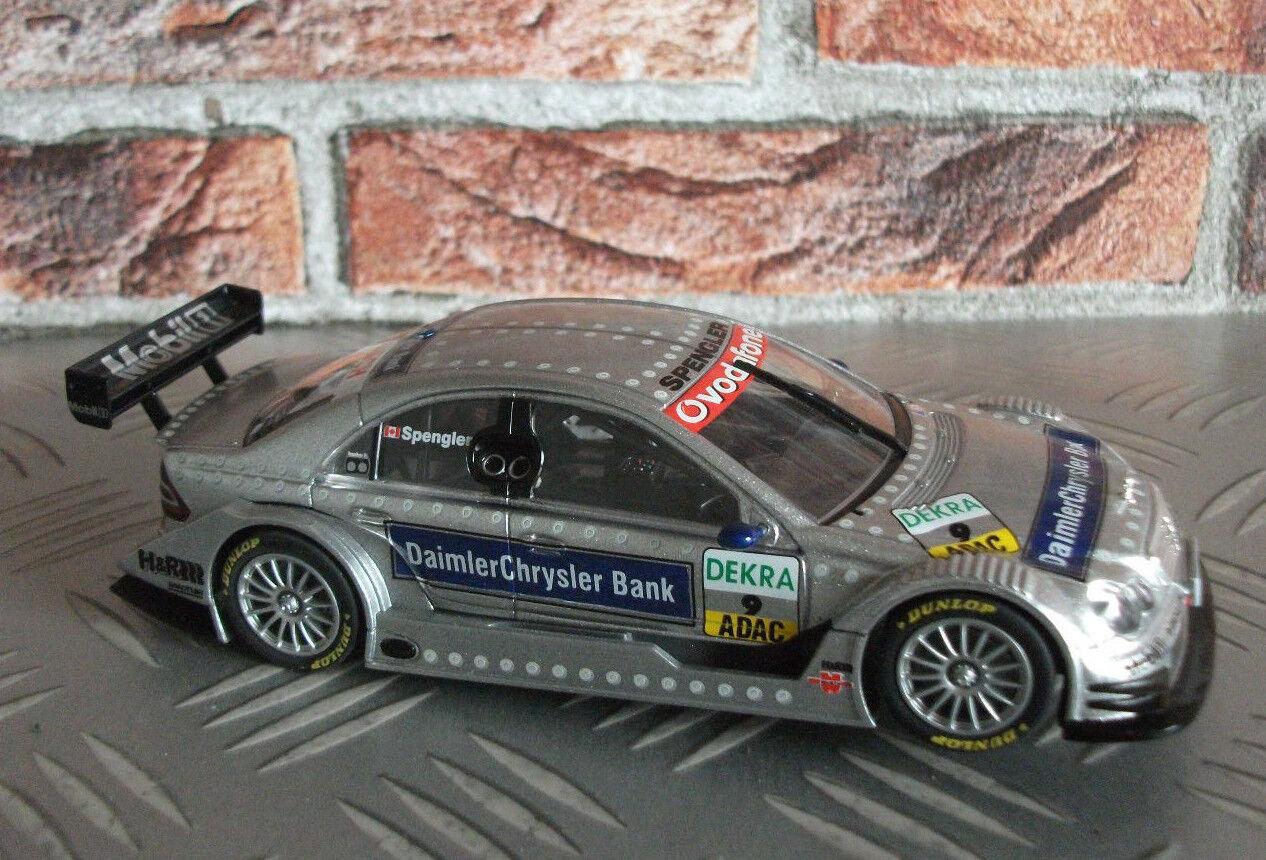 Carrera Evolution 27129 1 32 MERCEDES C-KLASSE DTM 2006 SPENGLER NR.9  | Spezielle Funktion