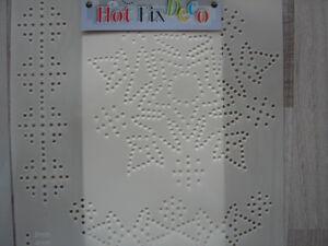 Buchstaben VERSION 8 Legeschablone  Steingröße wählbar  für Hotfix Strasssteine