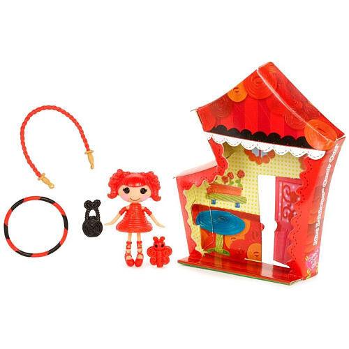 2012 Lalaloopsy Candy Shoppes Mini Twist E Twirls # 4 of Series 9