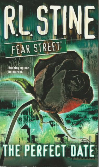 R. L. STINE: Fear Street - The Perfect Date - TB in englisch - english language