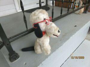 Vintage Snoopy Stuffed Dog