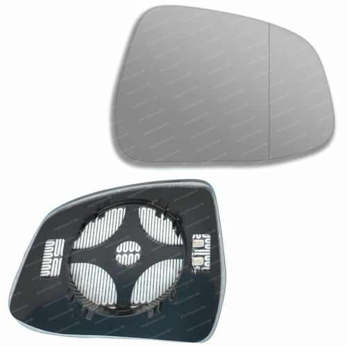 Right side for Ford Focus 2008-2018 wide angle heated wing door mirror glass