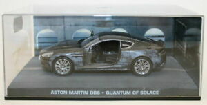 Fabbri-1-43-escala-Diecast-Modelo-Aston-Martin-DBS-Quantum-of-Solace