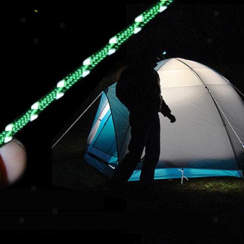 Camping Abspannseile Reflektierende Abspannleinen Spannschnur