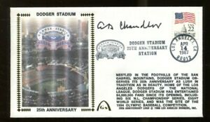 AB-Happy-Chandler-Signed-FDC-First-Day-Cover-Autographed-Commissioner-56236