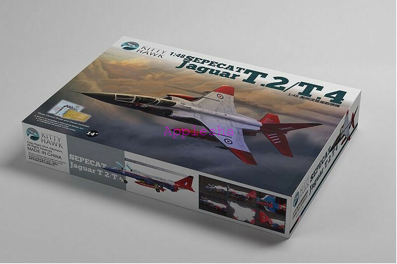 Kitty Hawk 80105 1 48 Sepecat Jaguar T.2 T.4 New