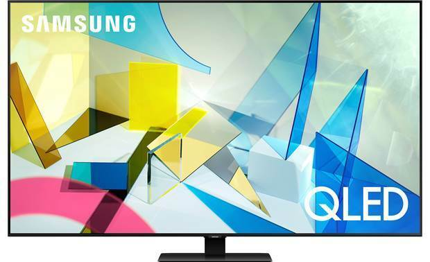 Samsung QN85Q80TA QLED 85 Quantum 4K UHD HDR Smart TV QN85Q80TAFXZA 2020 Model. Available Now for 3295.00