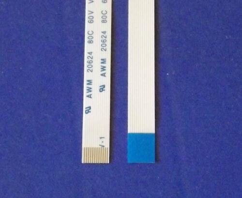 FFC A 12Pin 0.5Pitch 100cm 1m Flachbandkabel Flat Flex Cable Ribbon Flachkabel