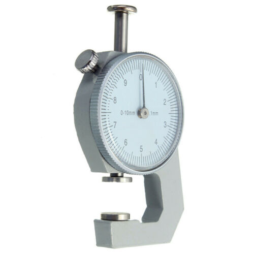 Details about  /Thickness gauge Metal White Tester Instruments Measuring Jewelry 78mm Length