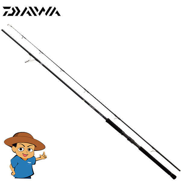 Daiwa SHORE SPARTAN STANDARD 96H Heavy 9'6  fishing spinning rod from JAPAN