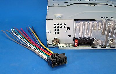 pioneer radio plug stereo wire harness deh 14ub 2400ub. Black Bedroom Furniture Sets. Home Design Ideas