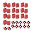 XT60-Goldstecker-Lipo-Akku-Stecker-Buchse-Schrumpfschlauch-1-2-3-4-5-10-20-60A Indexbild 2