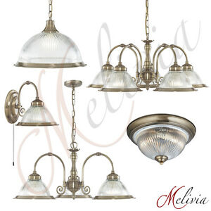 Plafonnier-laiton-verre-klasssich-Lampe-suspendue-lustre
