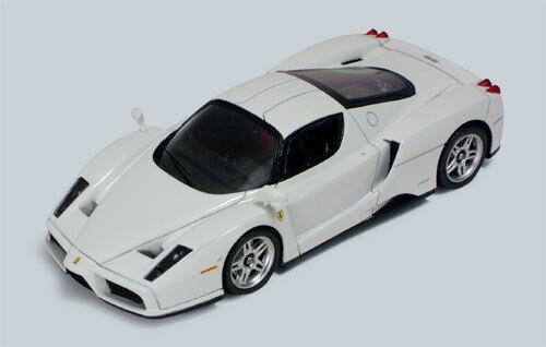 Ferrari Enzo White 1 43 Model Model Model REDLINE 2bc409