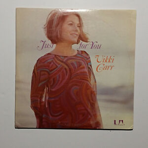 Vikki-Carr-Just-For-You-2-X-Vinyl-LP