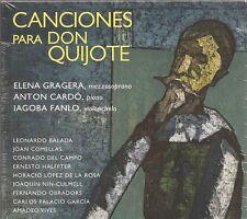 Canciones para Don Quijote, Vol. 2 / Elena Gragera • Anton Cardó • Iagoba Fanlo