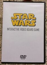 Star Wars Interactive Video Board Game DVD