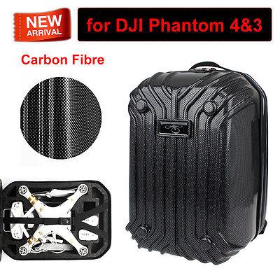 Hard Shell Backpack Bag Carrying Case For DJI Phantom 4 3 Professional&Advanced