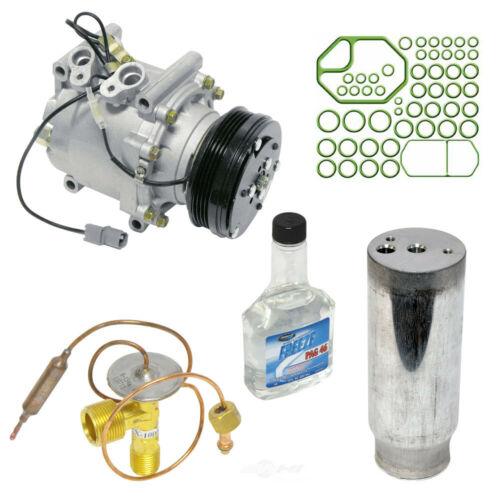 A//C Compressor /& Component Kit-Compressor Replacement Kit UAC KT 4101