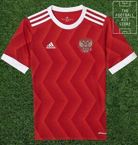 in Home Offizielles Russia Shirt allen Adidas Fußballtrikot Jungen Größen xTYxqdBwzn