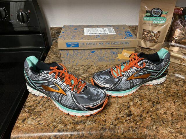 Brooks Adrenaline GTS 15 NYC Freedom New York City Marathon Men's Running Shoes