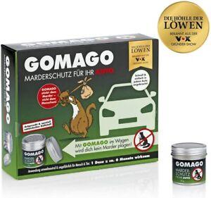 51534647-S GOMAGO Marderschutz für Ihr Auto | Zuverlässige und einfache Mardeneu