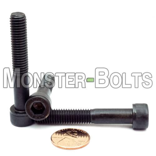 Socket Head Caps Screws 12.9 Alloy Steel Black Oxide DIN 912 PT M8-1.25 x 50mm