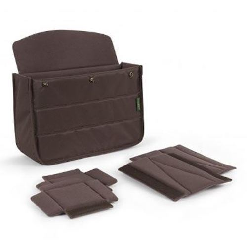 Billingham Hadley un inserto de Bolsa de Cámara Full-Chocolate