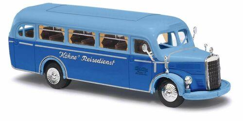 """Modellauto Busch H0 41009 Mercedes O-3500 /""""Köhne´s Reisedienst/"""""""