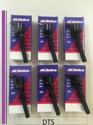 """SET OF 8 IGNITION COILS AC DELCO BS2002 DG508 NEW /""""SALE/"""""""