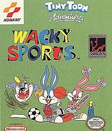 Tiny Toon Adventures Wacky Sports Nintendo Game Boy 1994 For Sale Online Ebay