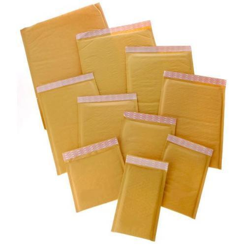 1000 x gold JL3 F 3 F 3 Bags Bubble Envelopes padded mailers FAST POSTAGE