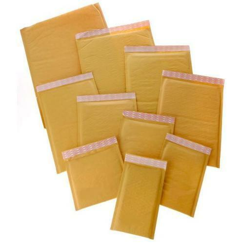 100 x GOLD JL4 G 4 G//4 Bags Bubble Envelopes padded mailers FAST POSTAGE