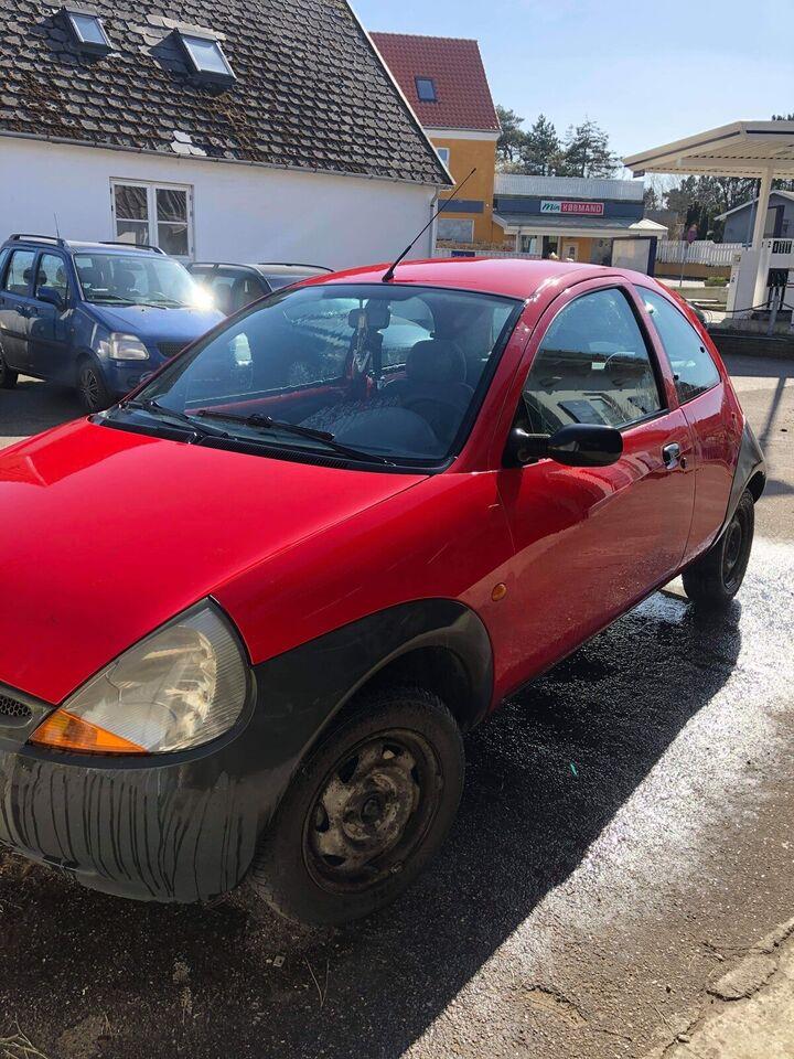 Ford Ka, 1,3, Benzin