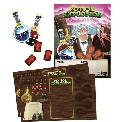 Cool Mini Or Not Potion Explosion Game Night Kit