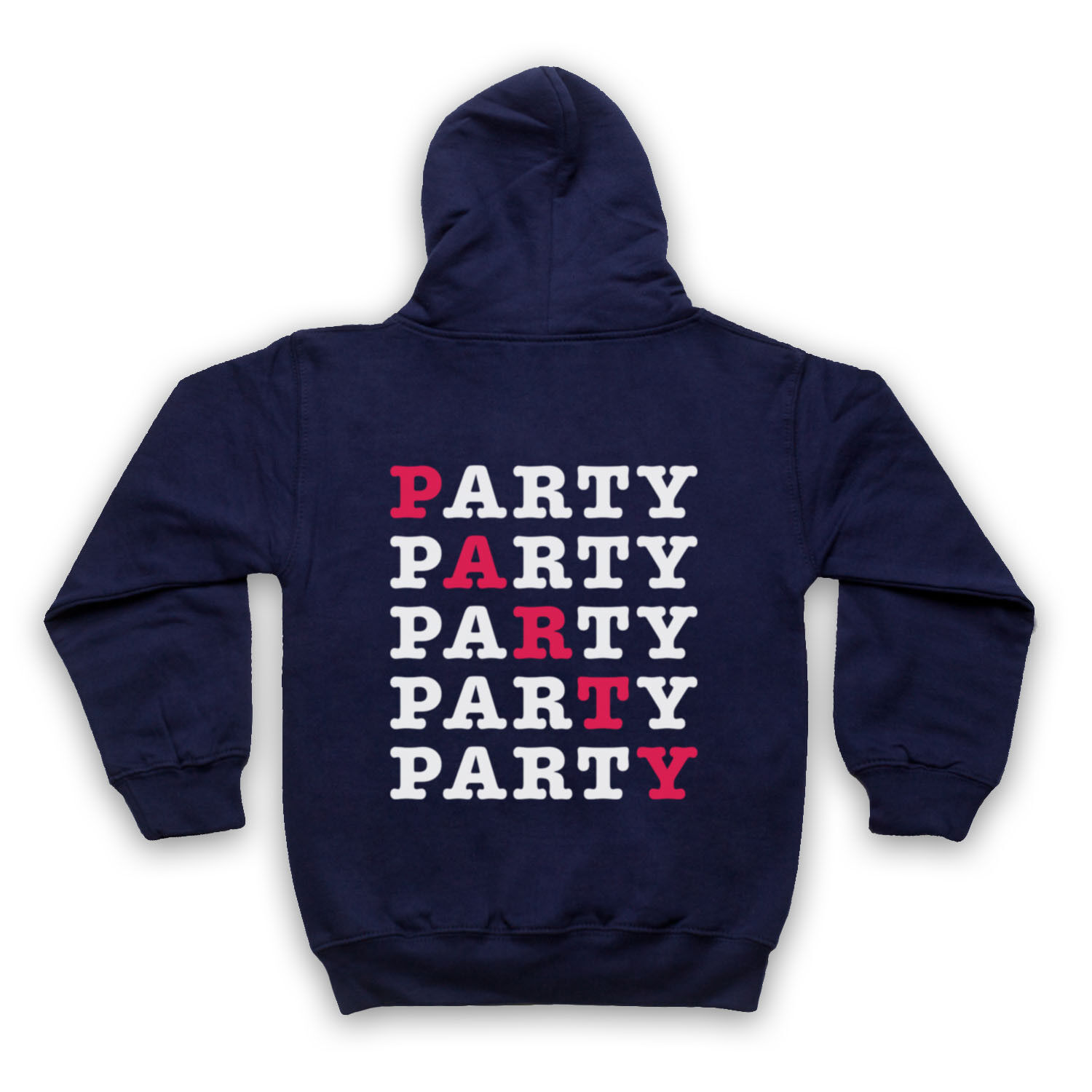 PARTY HIPSTER RETRO SLOGAN COOL DRINKING ADULTS ADULTS ADULTS KIDS HOODIE 74b4db