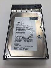 "HP 450GB 15K 3.5"" LFF SAS Hard Drive w/ Tray 454232-B21 480528-002 454274-001"