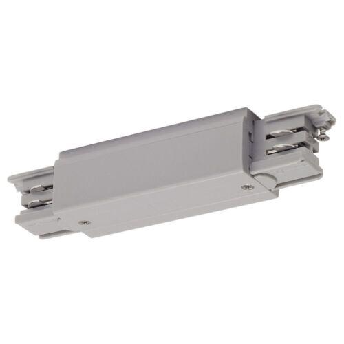 si mit Einspeisemöglichkeit Längstverbinder für S-TRACK 3Phasen-Aufbauschiene