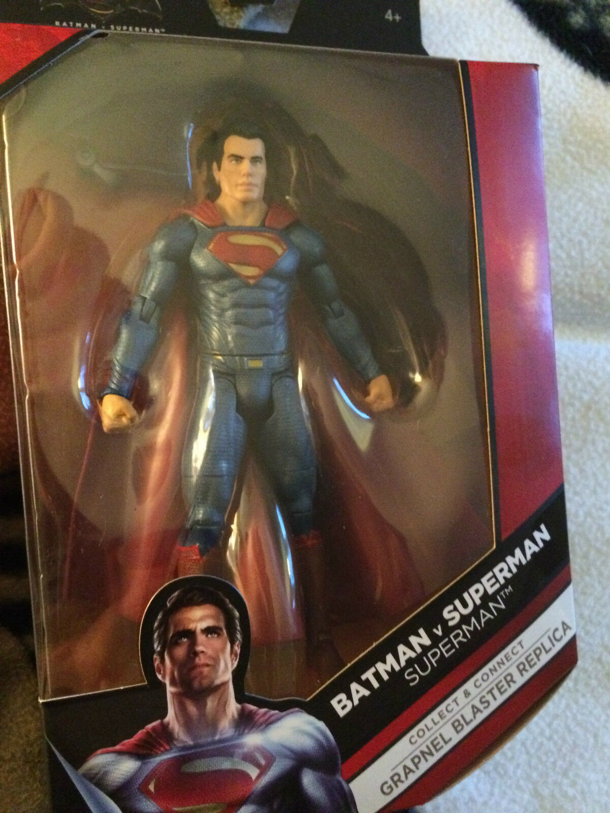 Batman v Superman  multiverse Superman 6  inch figure set