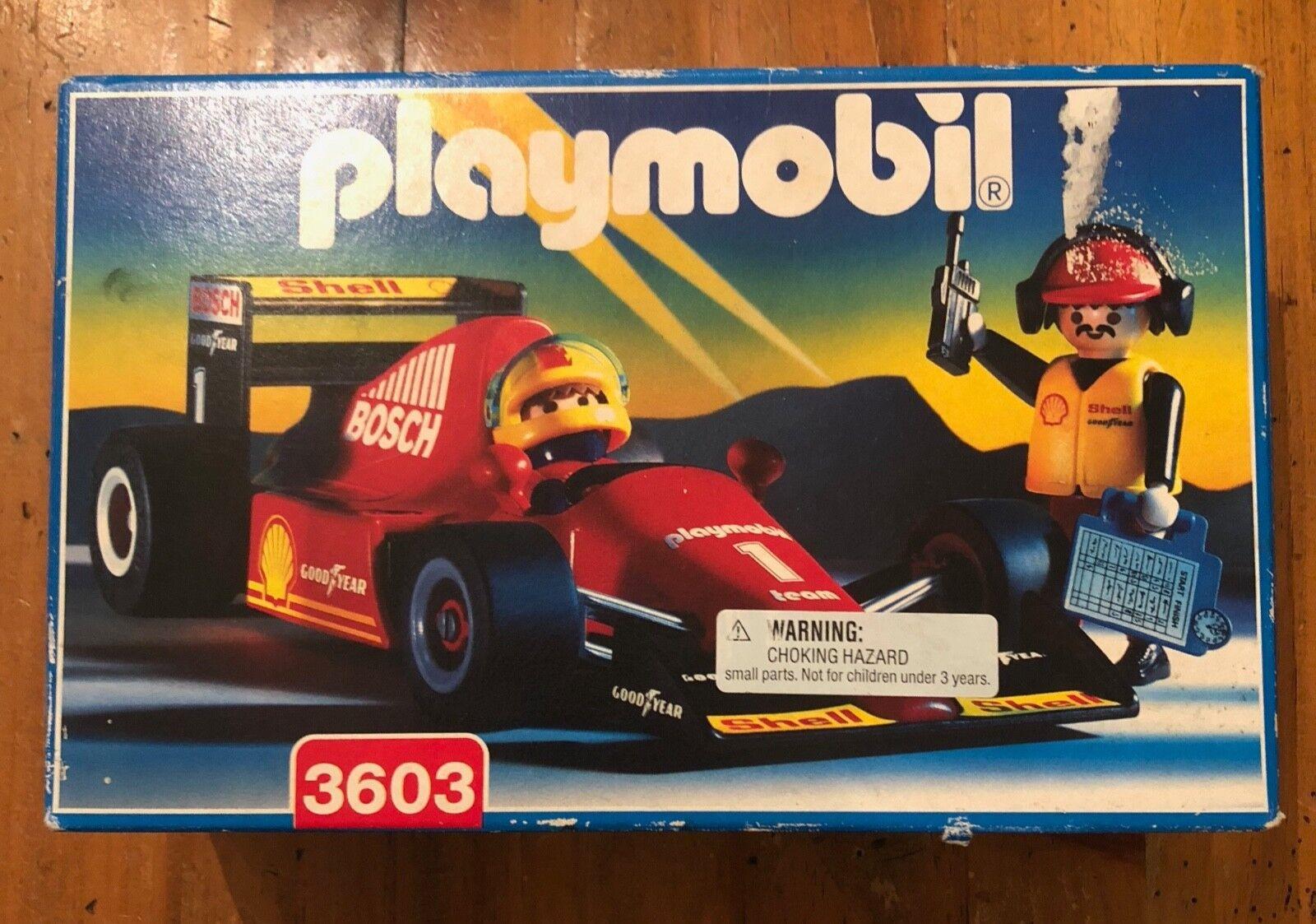 Playmobil  3603 Unopened Box