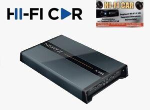 Hertz-H-604-amplificatore-4-3-2-canali-1280-Watt-crossover-Hi-Low-pass